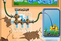 Игра Игра Вода для золотой рыбки