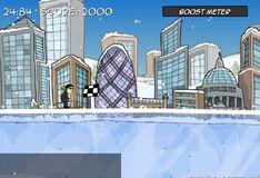 Игра Игра Лыжные маньяки