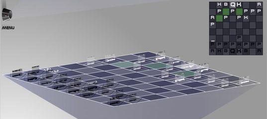 Игра Шахматный морской бой