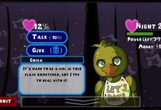 Игра Игра 5 Ночей С Фредди:: Симулятор Свиданий