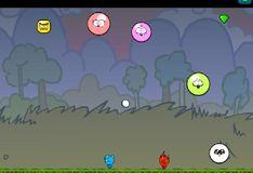 Игра Игра Мальчик-огонь и девочка-вода против инопланетянина