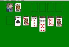 Играть онлайн косынка онлайн три карты