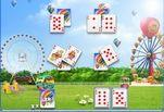 Играть бесплатно в Игра Карточная девятка