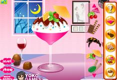Игра Коктейль из мороженого