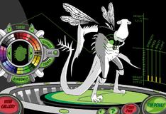 Игра Бен создает персонажа Матрицы