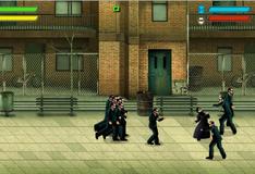 Игра Враги в городе