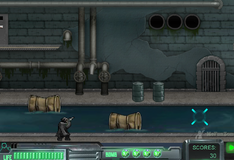 Игра Матрица стрелялка