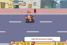 Игра Быстрая доставка пиццы