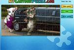 Игра Игра Говорящий кот Том и Анжела на лимузине