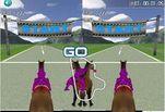 Игра Скачки 3D