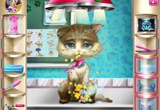 Игра Лечение котенка
