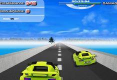 Игра Игра Экстремальные гонки 2