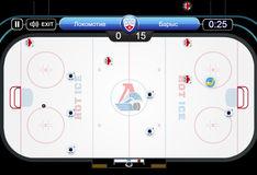 Игра Игра Настольный хоккей
