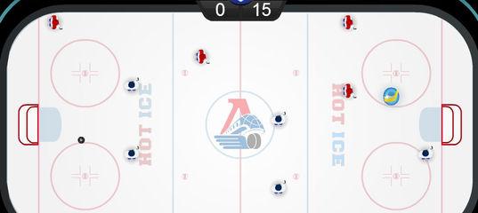 играть онлайн хокей