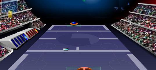Игра Галактический хоккей