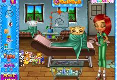 Игра Ветеринар Лиза
