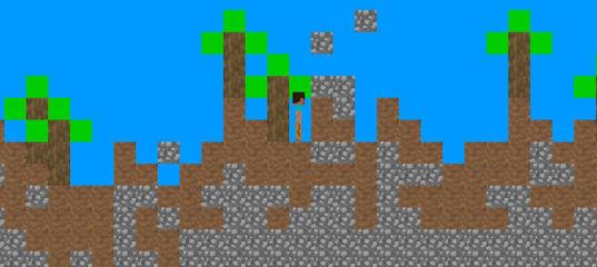 Игра Майнкрафт: Блоки