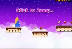 Игра Девочка сладкоежка