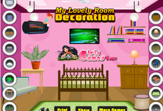 Игра Дизайн моей комнаты