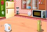 играйте в Приготовление торта с Сарой
