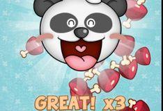 Игра Игра Безопасный клик панды