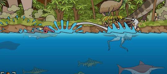 Игра Акулы убийцы 4