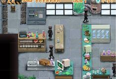 Игра Побег твари из лаборатории