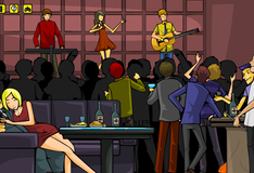 Игра Твари на концерте
