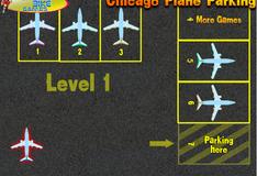 Чикагская парковка самолетов