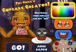 Играть бесплатно в Игра 5 Ночей С Фредди Игрушка Чика Создание кексов