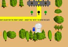 Игра Приключения двух панд - Огонь и Вода