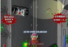 Игра Игра  Кизи безумие зомби