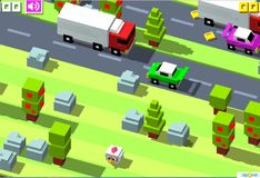 Игра Пересечение дороги