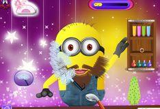 Игра Игра Миньон: Салон красоты для бороды
