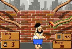 Игра Игра Быстрый Человек Голодный Город
