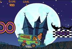 Игра Скуби-Ду: Поездка на автомобиле 2