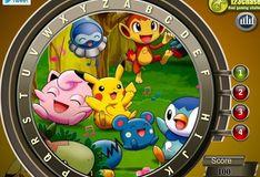 Игра Игра Покемоны в поисках алфавита