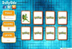 Игра Покемоны в памяти карт