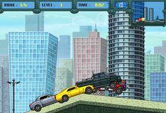 Игра Трансформеры гоночные машины