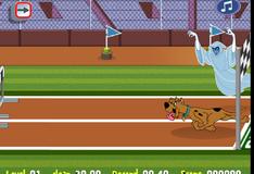 Игра Скуби Ду бег с препятствиями