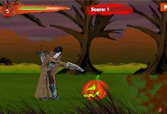 Хантсу борется с призраками