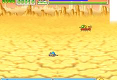 Робот убивает жуков