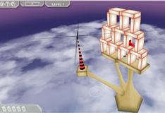 Взрыв здания 3D