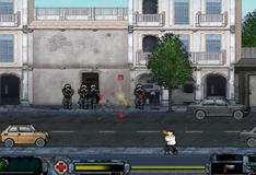 Взрывы в городе
