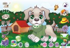 Игра Игра Мой маленький щенок
