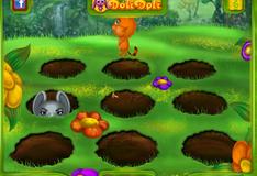 Игра Сиси ловит мышей