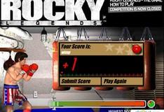 Игра Игра Легенда Рокки