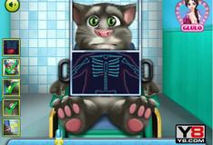 Игра Игра Лечение кота Тома