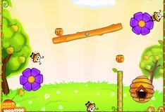 Игра Игра Смешные пчелы
