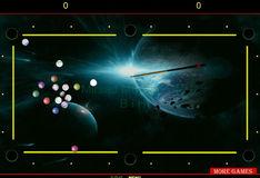 Игра Игра Космический бильярд